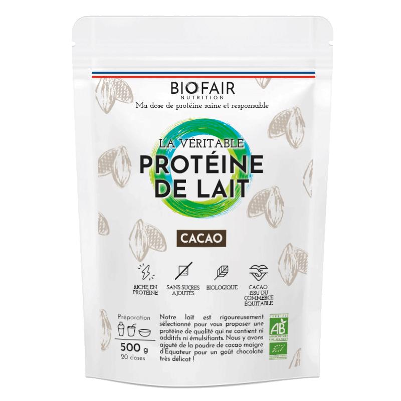Protéine Cacao   500g