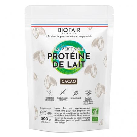 Protéine Cacao | 500g