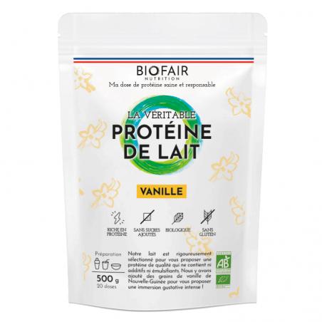 Protéine Vanille | 500g