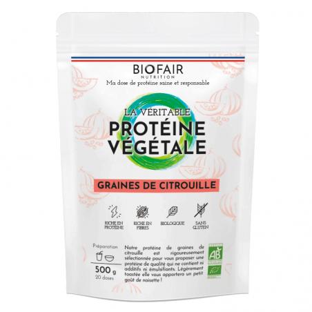 Protéine Graines de citrouille | 500g